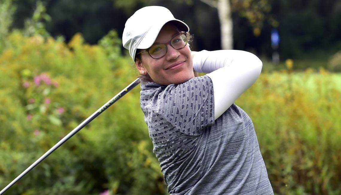 Meisterin der Damen: Marion Thalmeir