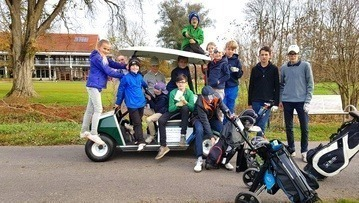 Spaß beim Jugend-Feriencamp in Eichenried