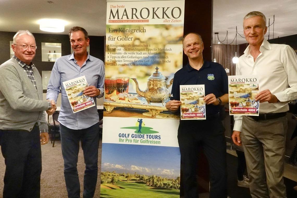 Auf nach Marokko: glückliche Reisegutschein-Gewinner