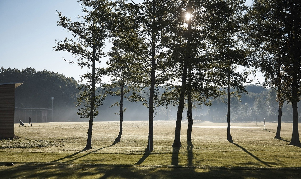 Driving Range Golfclub München Eichenried
