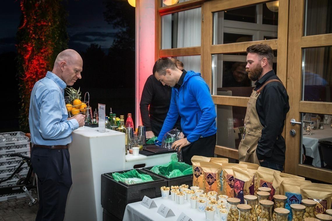 Popcorn-Knalle aus Berlin zeigte, wie unterschiedlich Popcorn schmecken kann.