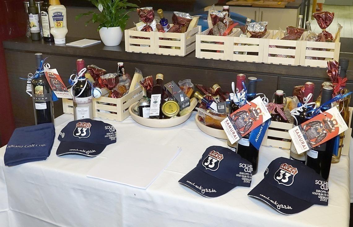 Die kulinarischen Preise kamen vom Sporthotel Alpin in Zell am See.