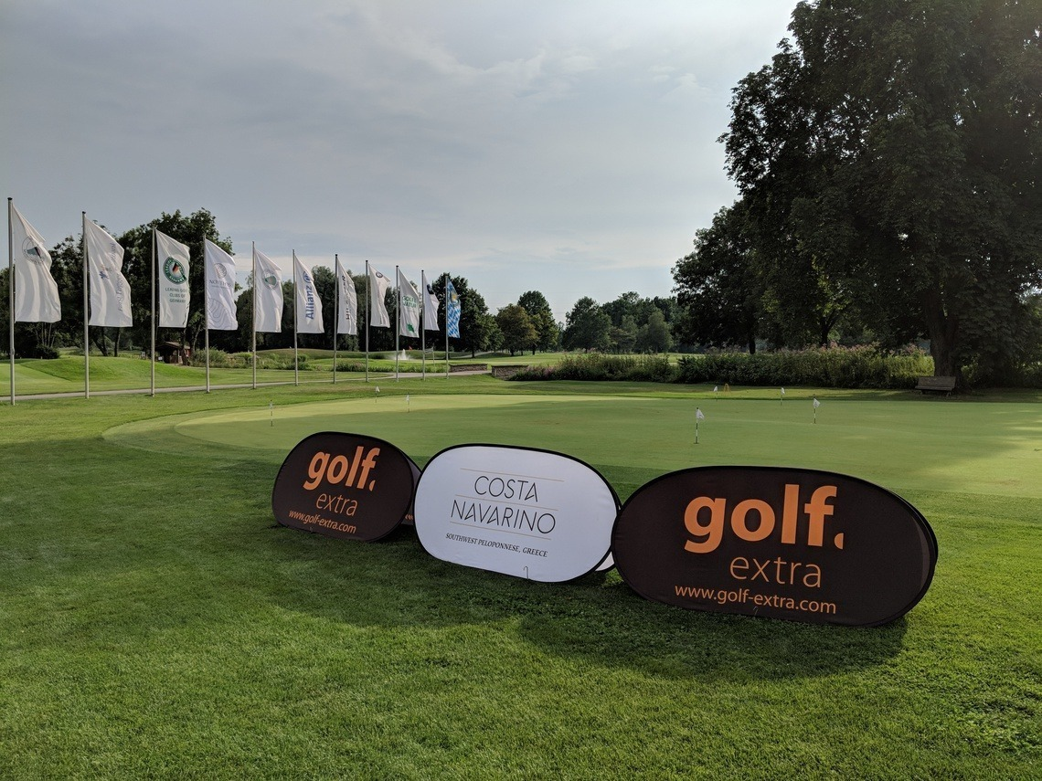 Co-Sponsor des Turniers waren Golf.extra, Reise-Kooperationspartner von Golfersworld, und das Costa Navarino Resort beim griechischen Flughafen Kalamata.
