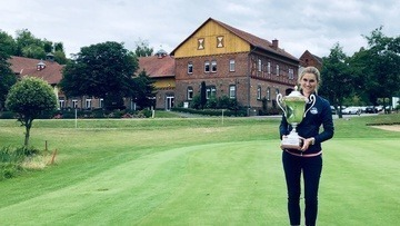 Isabel Jensch siegte bei den studierenden Damen
