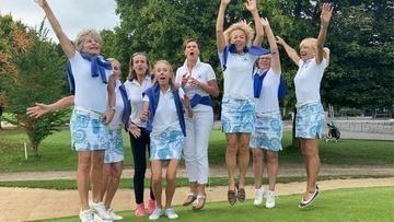 AK 50 Damen: Aufstieg in die erste Liga geschafft!