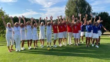 AK 65 Damen: Platz 3 für die Eichenriederinnen