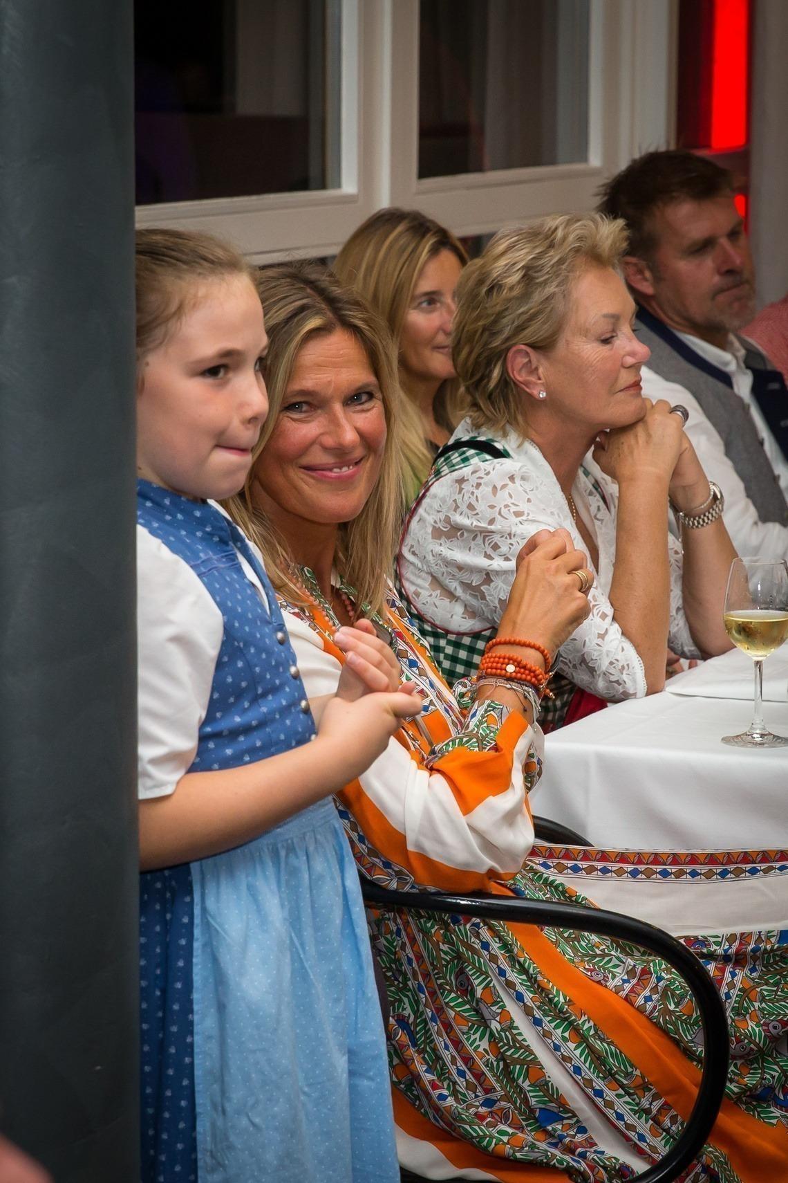 Die stets herzliche Bettina Glönkler hatte großen Anteil am Gelingen des Verwöhn-Turniers.
