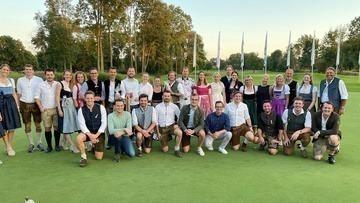 """Wiesn-Auftakt für """"Young Urban Golfers"""""""