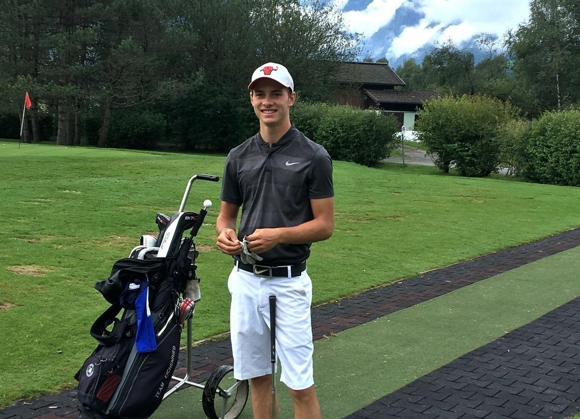 Nicolas Horder belegte wie letztes Jahr den undankbaren zweiten Platz beim Junior Race to Florida.